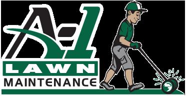 A1 Lawn Maintenance Logo